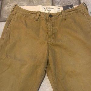 Abercrombie & Fitch Men's khakis